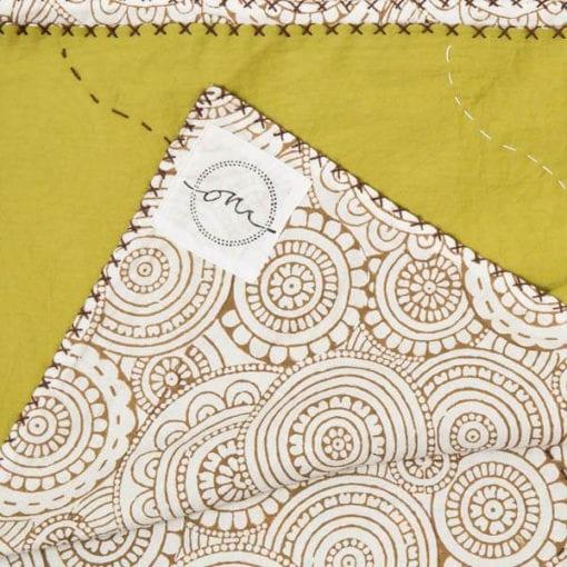 "SS17 - ""Kanthas"" Bedspreads - oni earth-kind fabrics"